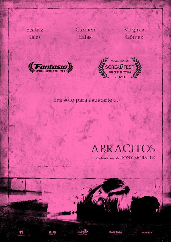 Abracitos Tony Morales Director Cine Screamfest Fantasia