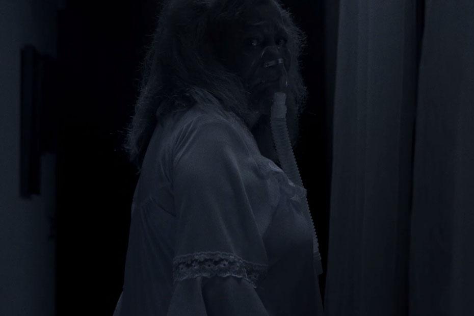 Tony Morales. Black Eyed Child Horror Short Film