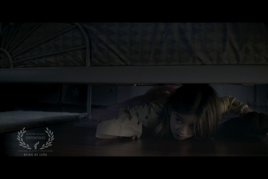 Tony Morales. Abracitos Horror Short Film